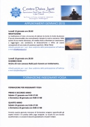 NEWS GENNAIO 2015 - 1