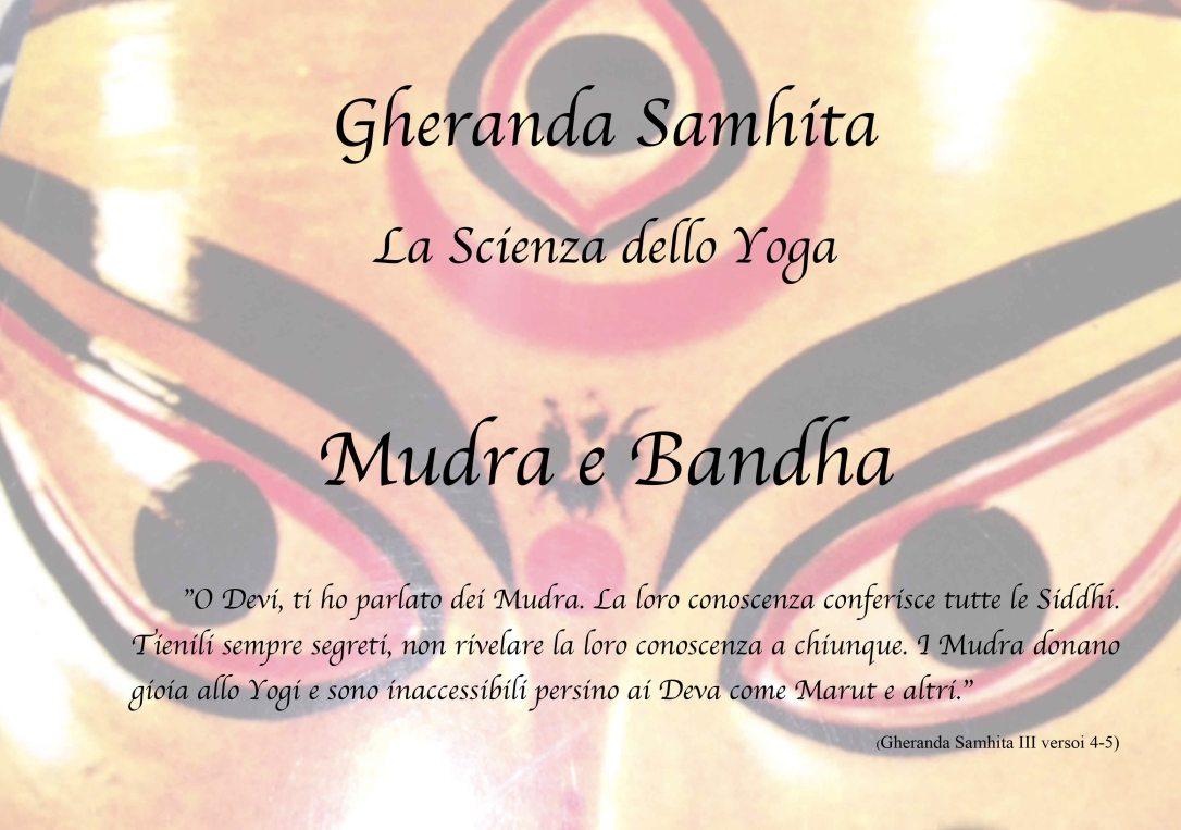 Microsoft Word - Gheranda Samhita  3 MUDRA E BANDHA.docx