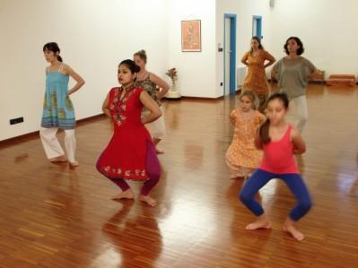 Danza adulti e bambine