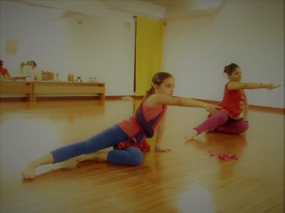 saggio danza bambine