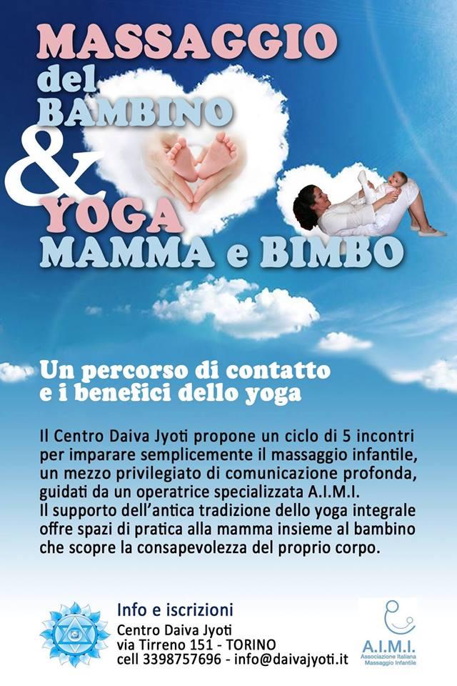 Yoga mamma e bimbo mass neonatale feb 2018