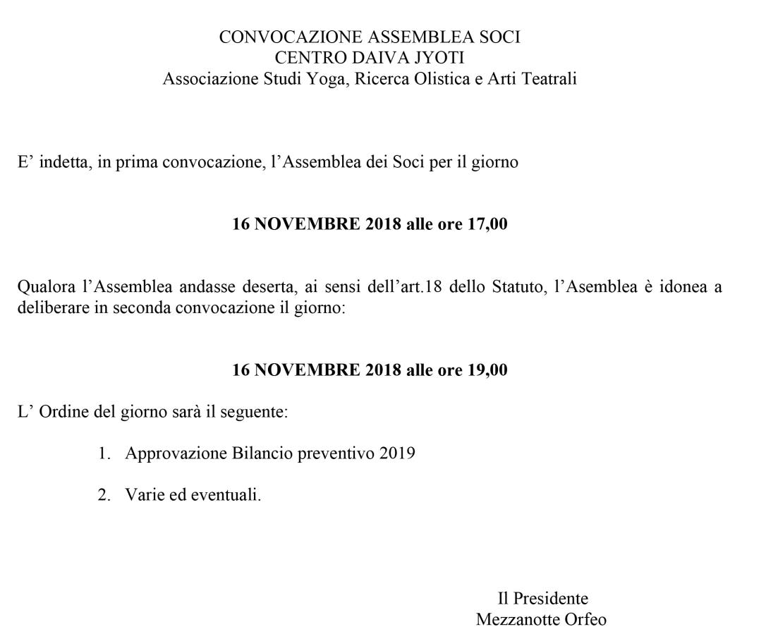 CONVOCAZIONE ASSEMBLEA SOCI  16 NOVEMBRE 2018.jpg