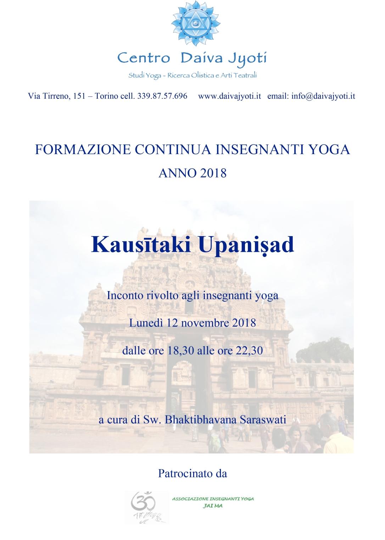 FORMAZIONE CONTINUA PER INSEGNANTI YOGA SET-DIC 2018 - KAUSITAKI UPANISHAD 12 novembre 2018.jpg